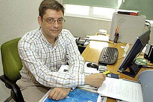 Antonio Brú, físico y matemático