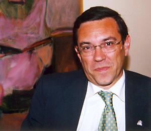 Juan Vázquez - rector