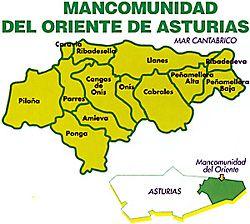 Resultado de imagen de imagenes oriente asturias