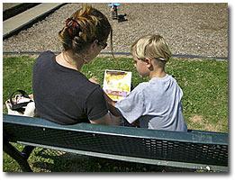 Leerle a los hijos les ense?a y les hace comprender