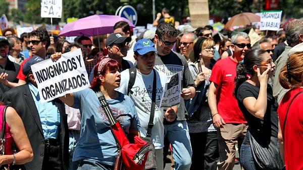 Manifestación.